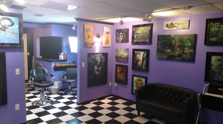 Mcgreens gallery tattoo home for Open tattoo shops near me