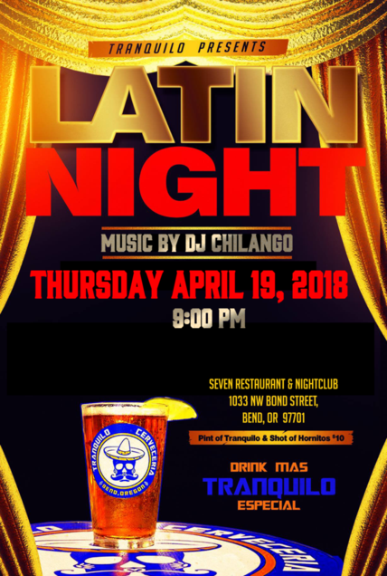 Latin Night Event