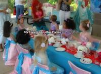 Princess Tea Doll House Atlanta