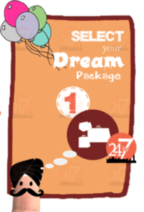 Select your book publishing package among several low cost self publishing options