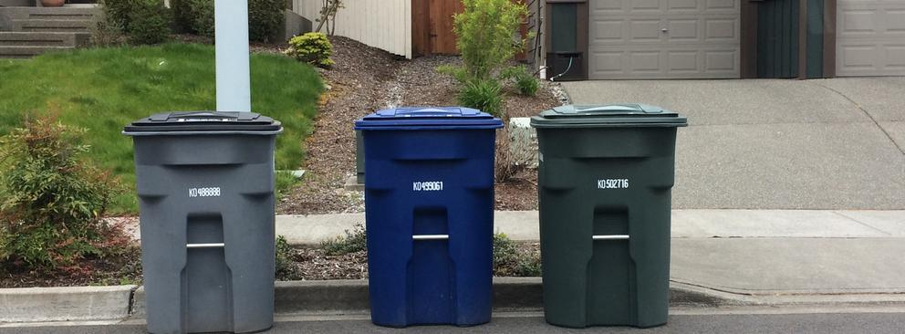 Evergreen Disposal and Recycling Services and Rates