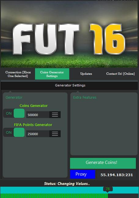 Fifa 16 hack