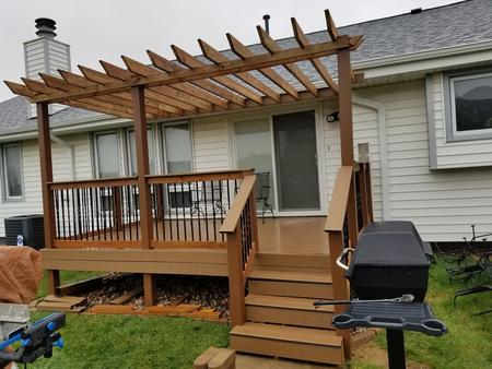 Best Pergola Builder Deck Pergola Contractor In McAllen TX