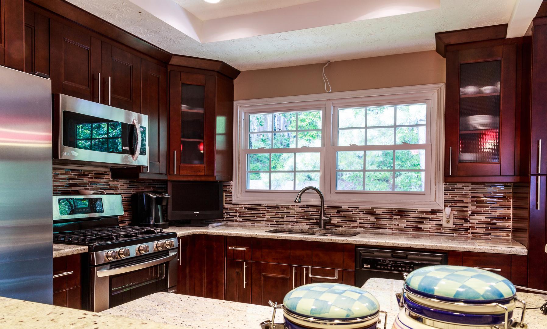 Xanadu Decor Dream Kitchen designs Cabinets Counter Tops