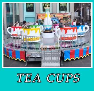 tea cups ride