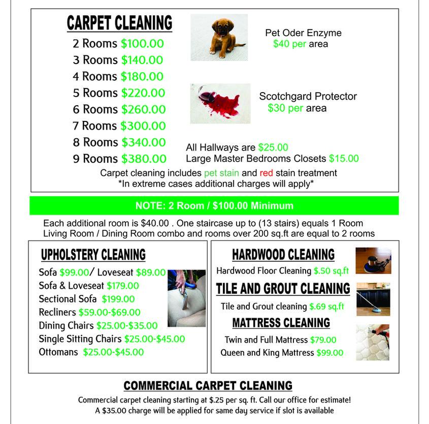 Mercial Carpet Cleaning List Carpet Vidalondon