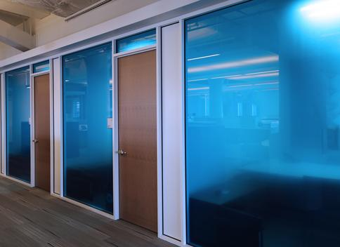 Solar Graphics Architectural interior design window film picture image