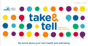 Take and tell- pharmacovigilance