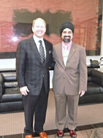 Dr. Chapman and Dr. Singh are both TMJ Specialists at the Chapman Clinic for Spinal and Craniofacial Epigenetics in Provo, Utah