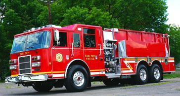 Earl Fire Company History