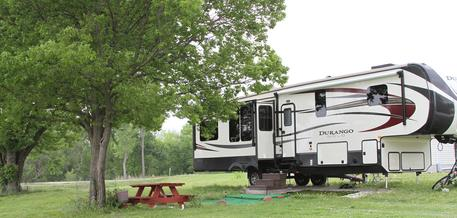 RV living in Southeast Kansas
