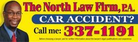 The North Law Firm - sponsor for Darlene and Friends