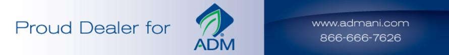 Performance Blenders is a Proud Dealer of ADM Products