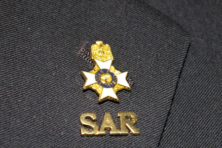SAR Badge/Medals