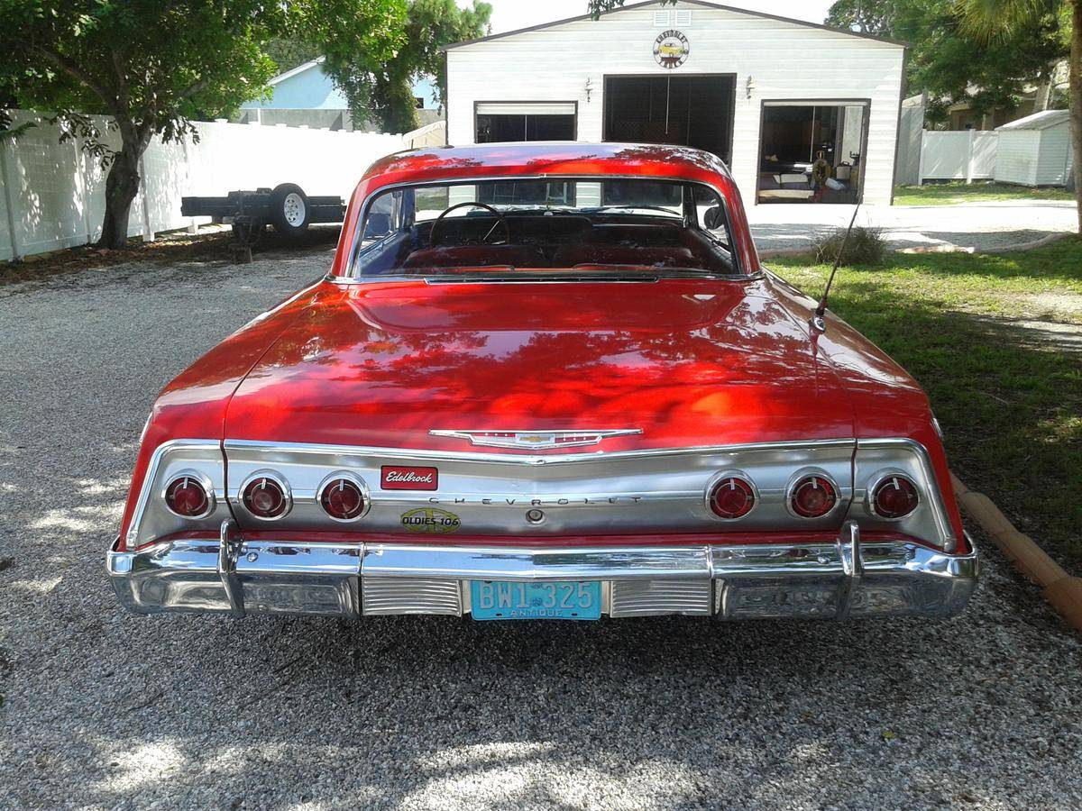 1962 Chevrolet Impala 2 Door Hardtop 1968