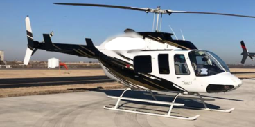 Training in Bell 206 Series - Helicopter Institute