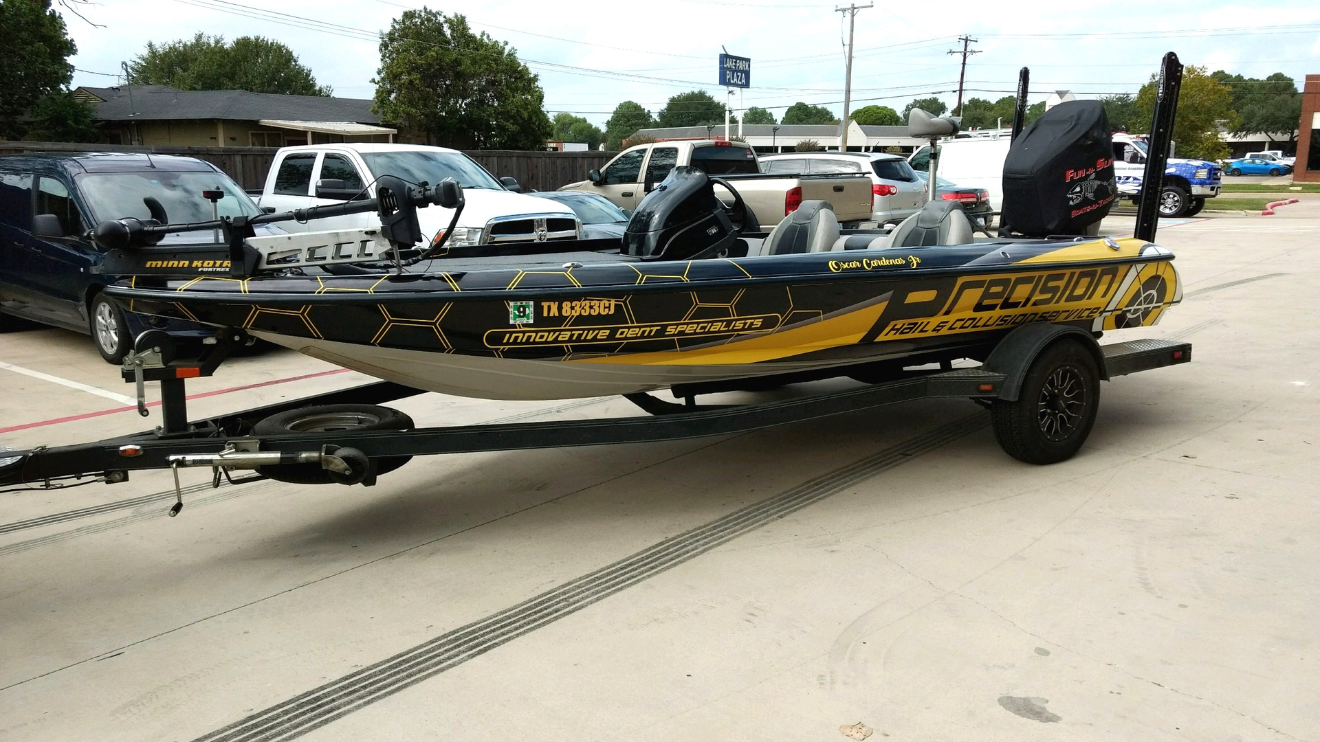 Vehicle Wraps Vehicle Graphics And Lettering Tiger Wrapz - Boat decalsamerican flag boat decals usa flag boat graphics xtreme digital