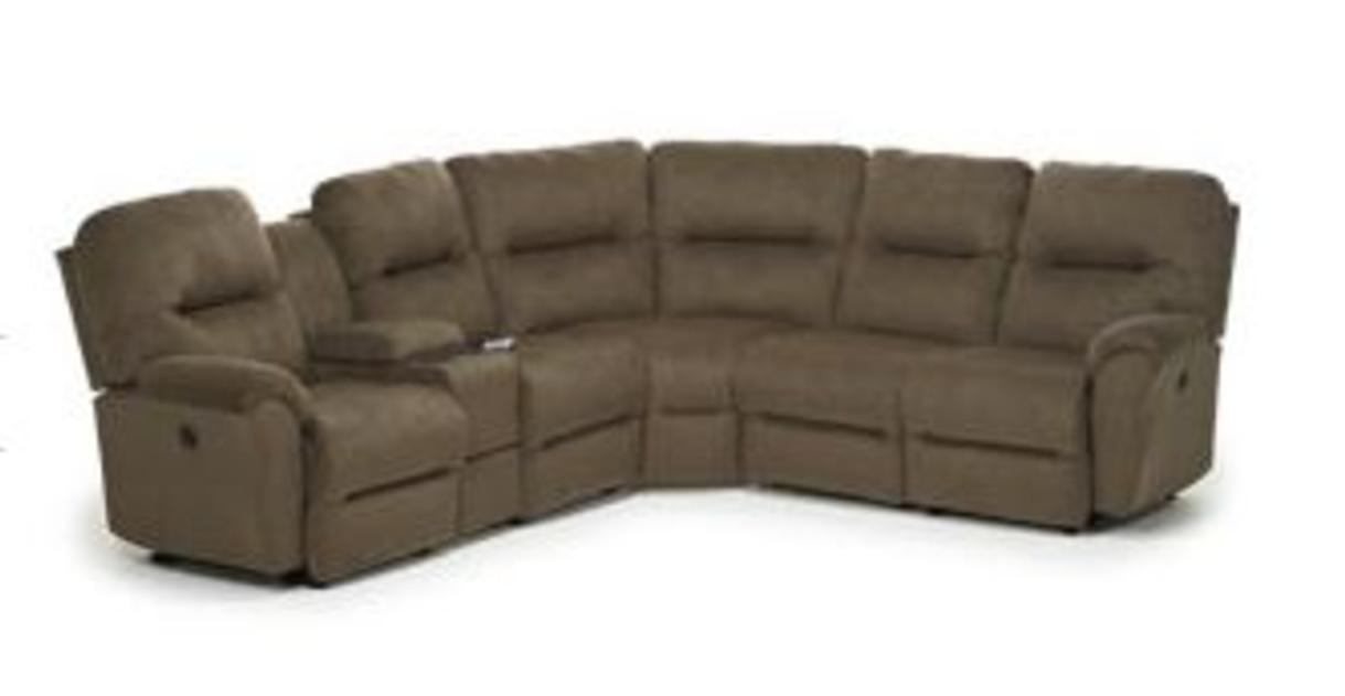 Bodie Sectional Reclining Sofa