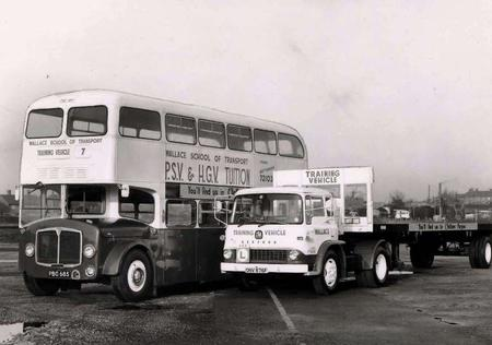 Wallace School of Transport PBO 685