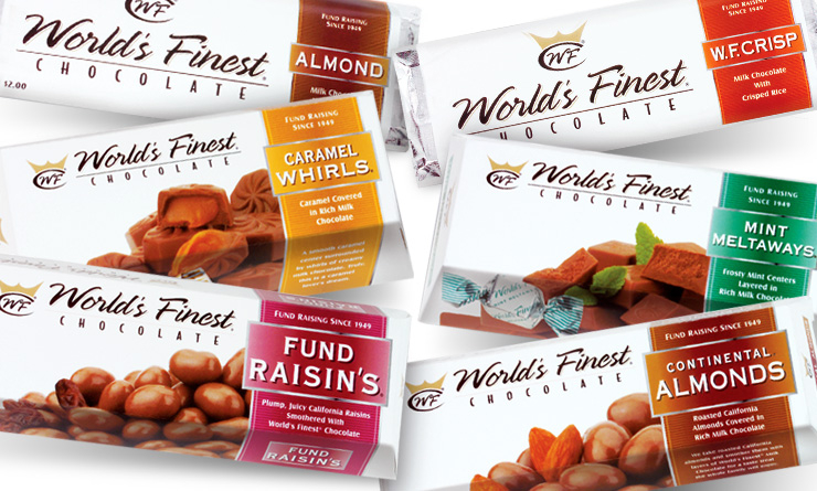 Image result for world's finest chocolate bars