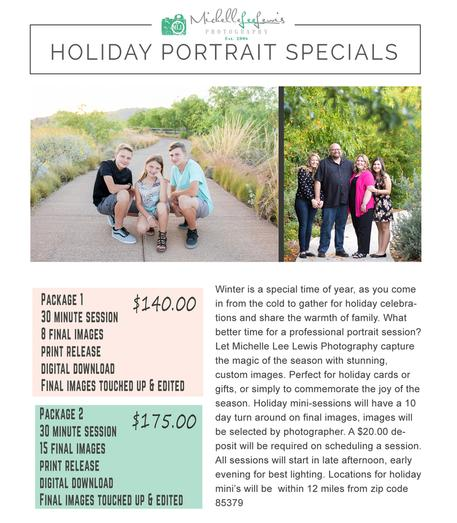 holiday photos, family photography