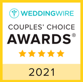 WeddingWire Couples' Choice 2021