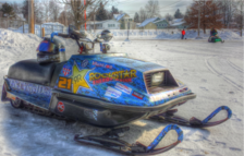 TNT Vinyl Designs Vintage Snowmobile Decals and Graphics