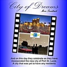 City of Dreams - Music by Mark Barnes