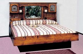 countryside floral 1099as shown - Water Bed Frame