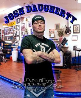 DeVille Ink Baltimore Maryland Master Piercer Josh Daugherty