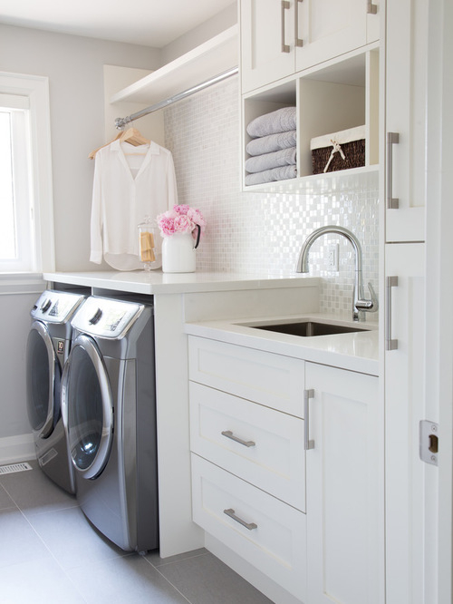 Laundry Room Remodels
