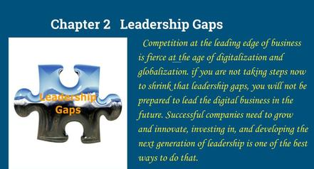 leadership, gap