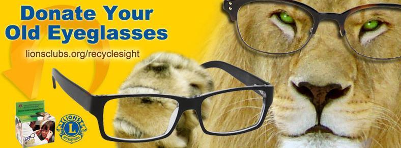 eyeglass donation medford lions club. Black Bedroom Furniture Sets. Home Design Ideas
