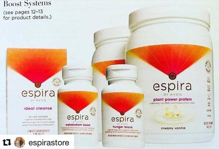 Espira, espira by avon, health and wellness, Avon, Avon lady, Metabolism boost, Plant power protein