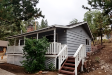 Big Bear lakes cabin rental walk to village
