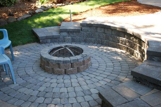 FIRE PIT CONSTRUCTION SERVICE
