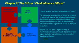 CIO as Chief Influence Officer