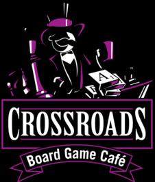 Crossroads Board Game Cafe Menu