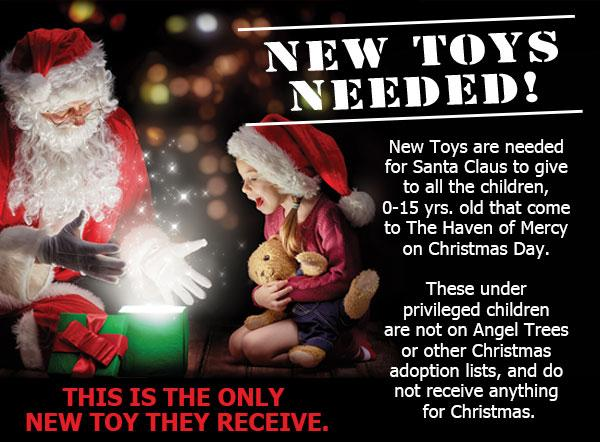 donate toys to - What To Do On Christmas Day
