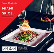 Miami Events; Miami Spice; Fine Cuisine; Top restaurants; Renowned Chefs; Signature Dishes; Three course meals.