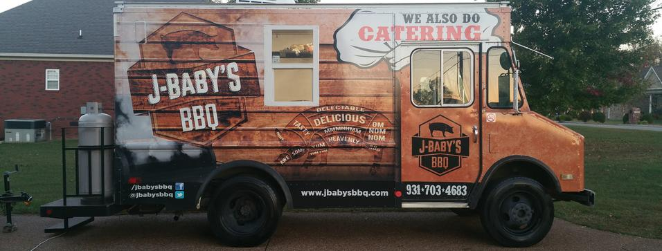 Bbq Food Truck Nashville Tn