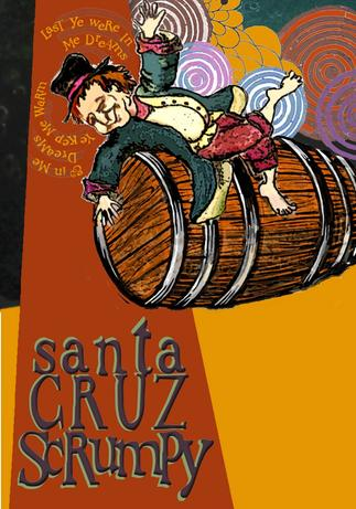 Santa Cruz Scrumpy Hard Apple cider
