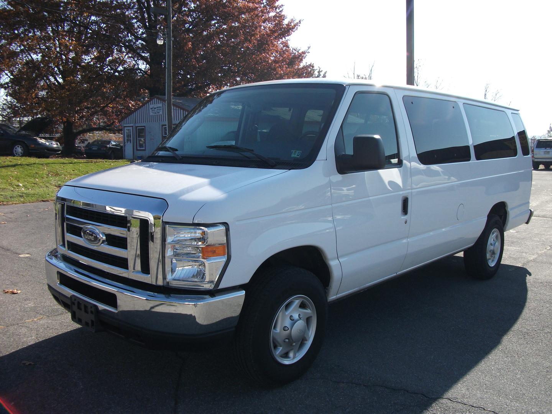 15 Passenger Van Western PA Location