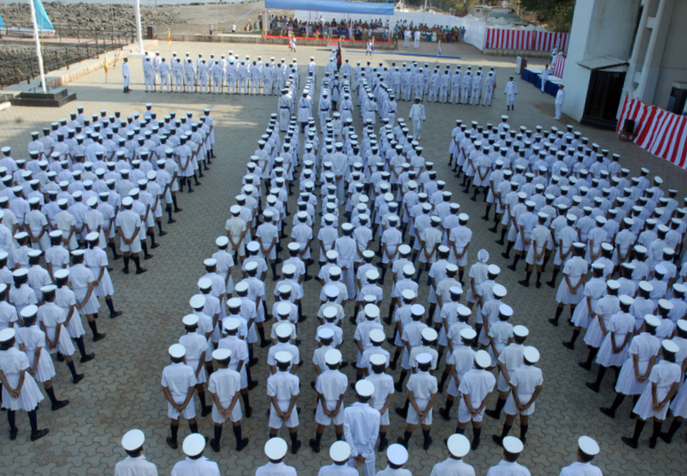 Home - Sea Cadet Corps India