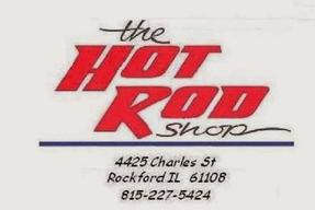 The Hot Rod Shop