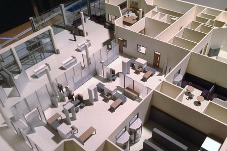 Interior Section Models