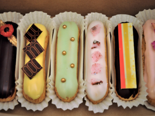 Flavoured Eclairs