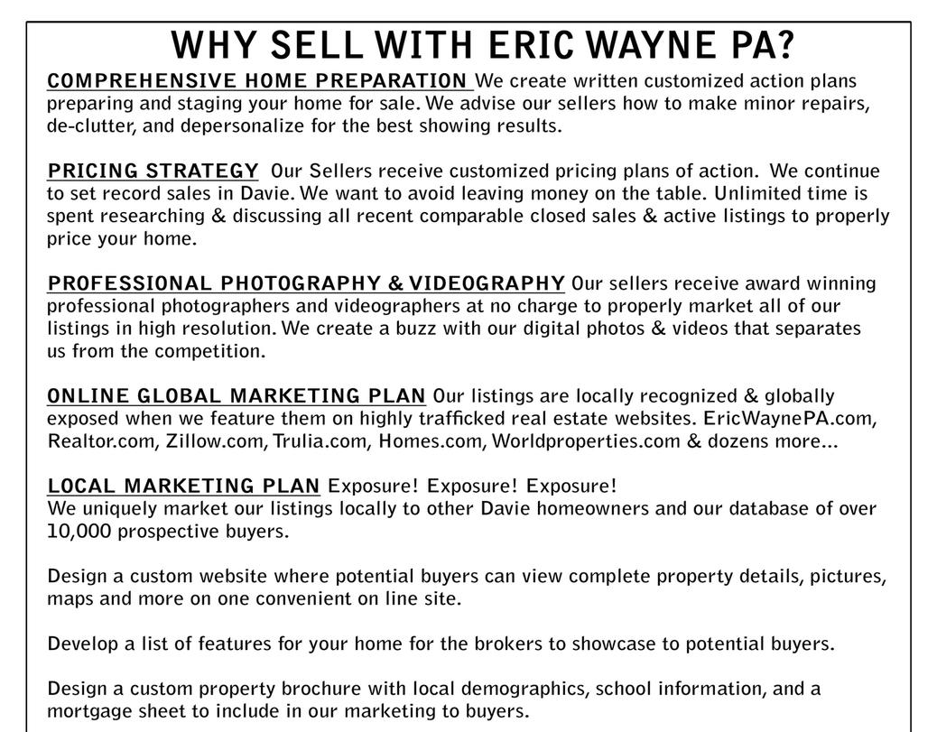 selling plan of action print form here