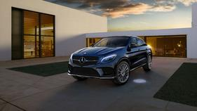 Mercedes GLS 450 and GLE 43