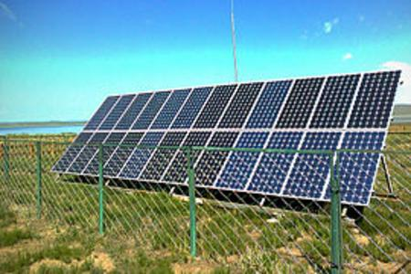 Ground Mount Commercial Solar Array